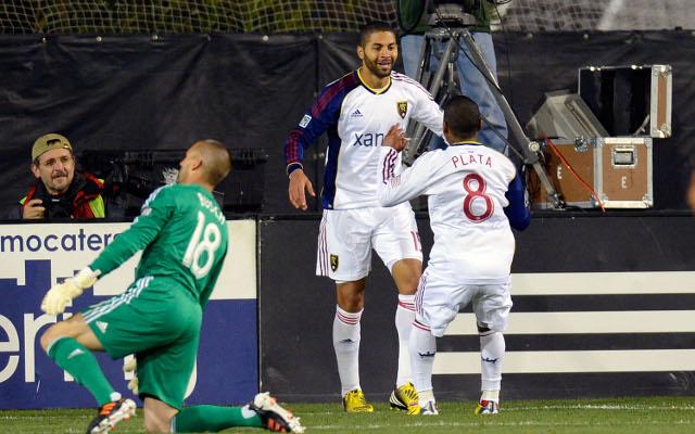 (Video) Chivas USA 1-4 Real Salt Lake: MLS highlights