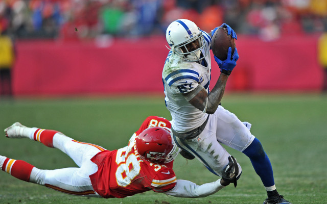 (Video) Reggie Wayne feels there is always room for improvement in his game