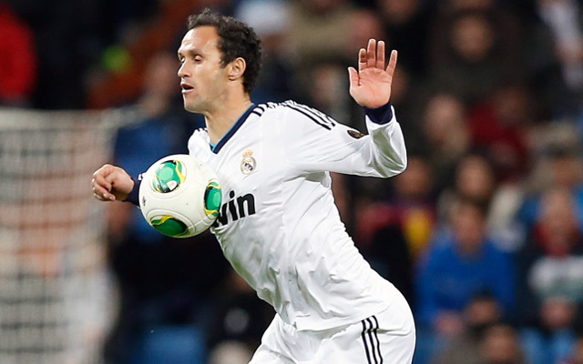 Ricardo Carvalho Real Madrid