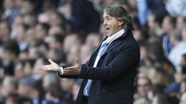 Manchester City boss blames himself for Scott Sinclair's slump in form