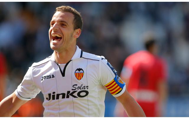 Roberto Soldado Valencia