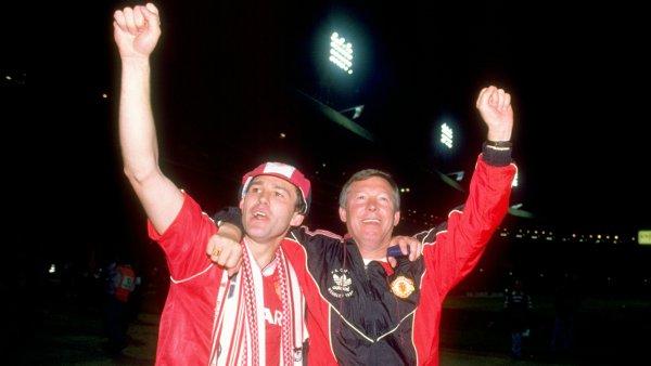 Robson Ferguson Manchester United