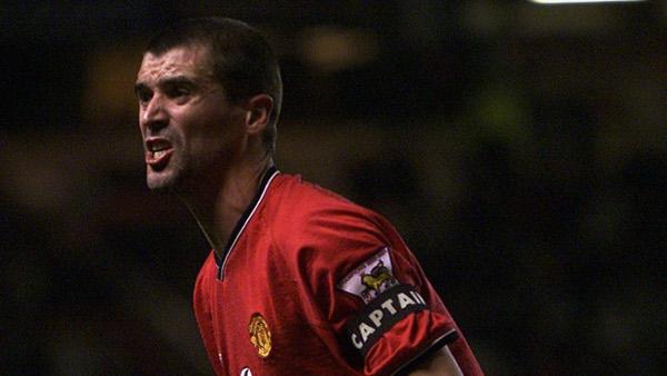 Roy Keane Manchester United