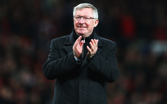 Manchester United boss Sir Alex Ferguson set for Old Trafford farewell