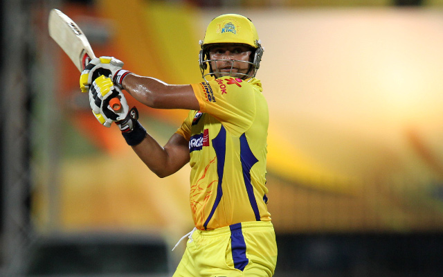 Suresh Raina Chennai Super Kings