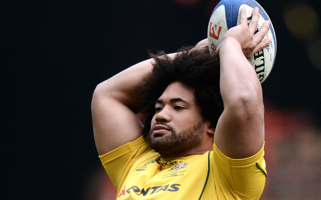 Tatafu Polota-Nau out of first Bledisloe Cup Test with a torn ACL