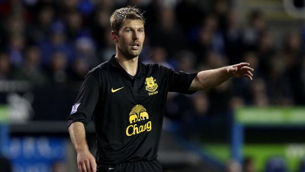 Thomas Hitzlsperger Everton