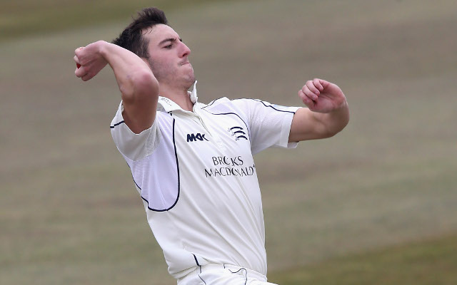 (Video) Toby Roland-Jones relishing London derby in the County Championship