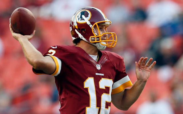 Kirk Cousins feels added urgency to be ready for Washington Redskins starting role
