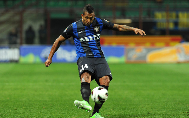 Fredy Guarin Inter Milan