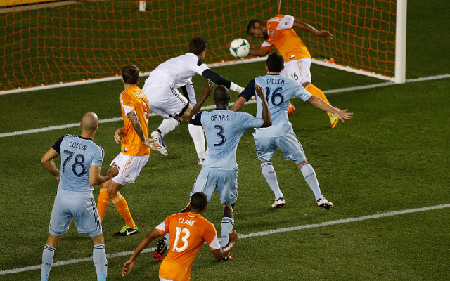 (Video) Houston Dynamo 0-1 Kansas City: MLS highlights