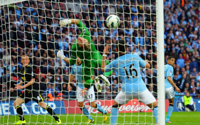 Manchester City 0-1 Wigan Athletic: FA Cup final match report