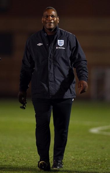 England v Czech Republic - Under-19 European Championship Qualifier