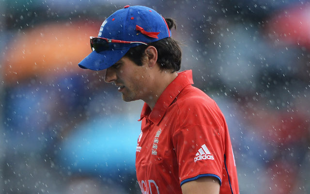 Limited play in rain hit Champions Trophy final between England and India