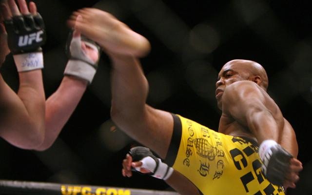 (Video) Anderson Silva fights Iron Man and The Hulk in bizarre clip