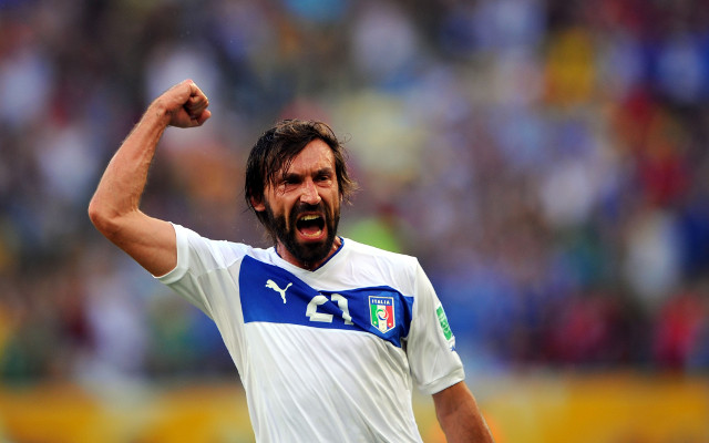 Andrea Pirlo to retire from Italian national team after World Cup