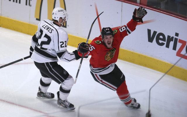 (Video) Chicago Blackhawks turn Kings into paupers in NHL playoffs