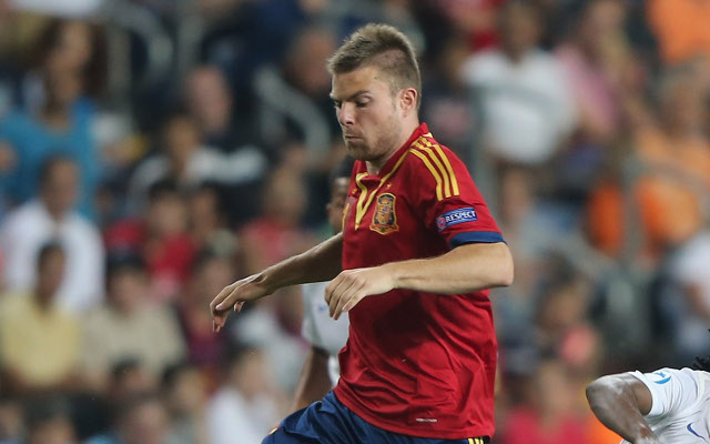 Asier Illarramendi Spain U21 Real Sociedad