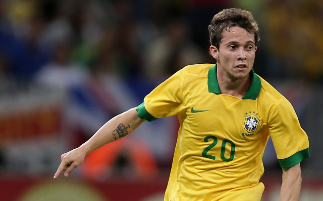 Arsenal have not made an official approach for Brazilian wonderkid Bernard says Atletico Mineiro chief