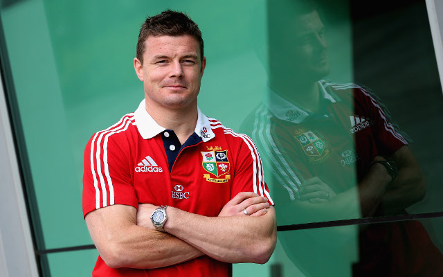 Brian O'Driscoll 'resents' British and Irish Lions coach Warren Gatland