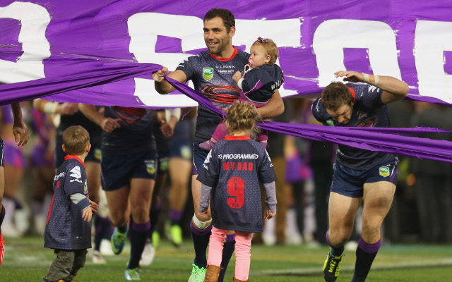Cameron Smith re-signs with Melbourne Storm for four more seasons
