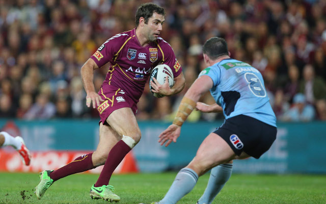 State of Origin: Queensland skipper Cameron Smith labels New South Wales favourites