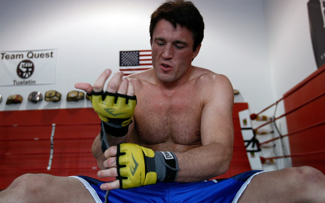Chael Sonnen retires from MMA