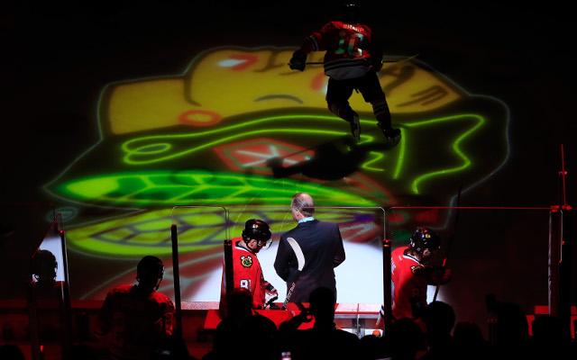 Chicago Blackhawks take early series lead against Kings in NHL