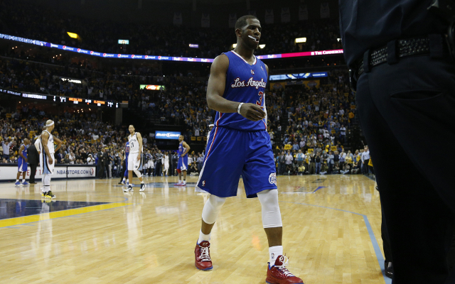 Chris Paul injury: Los Angles Clippers superstar out 3-5 weeks