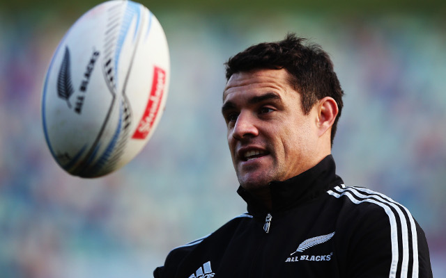Dan Carter and Tony Woodcock to miss All Blacks next Test match