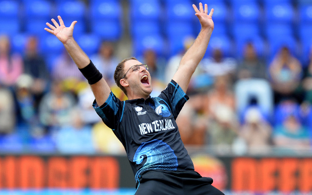 Retired New Zealand spinner Daniel Vettori named Brisbane Heat coach