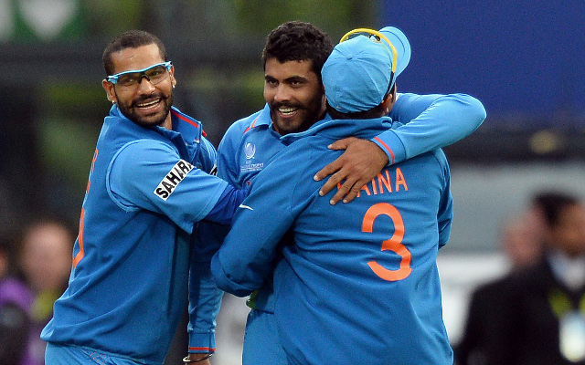 India beat England in rain affected Champions Trophy final