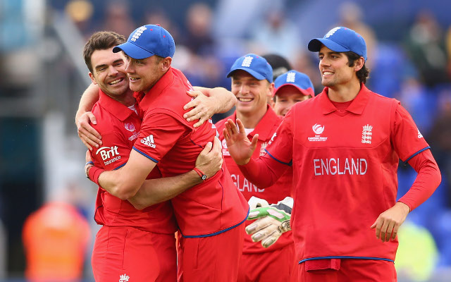 England move into Champions Trophy semi-finals