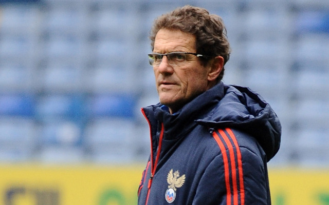 Fabio Capello Russia