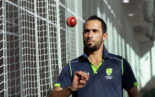 Fawad Ahmed moves closer to making shock Ashes debut