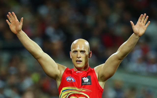 Gary Ablett: Gold Coast Suns confident of retaining star midfielder despite exit rumours
