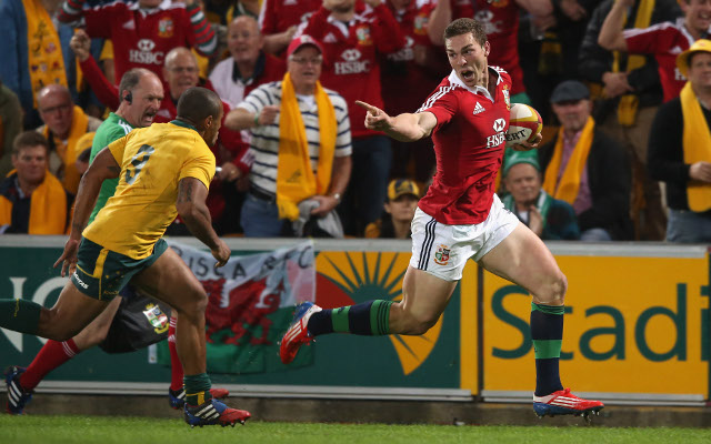 George North feels 'horrendous' over waving finger at Will Genia