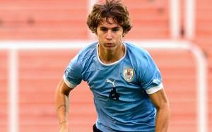 Guillermo Varela Uruguay Man United