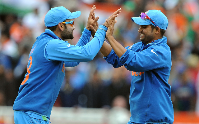 Indian bowlers put their side in the box seat against Pakistan