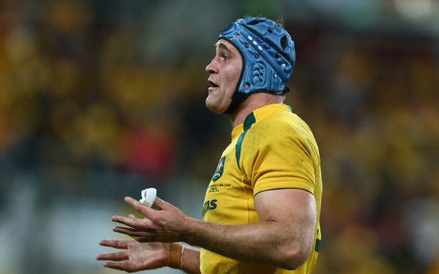 Wallabies captain focused on saving series against British and Irish Lions