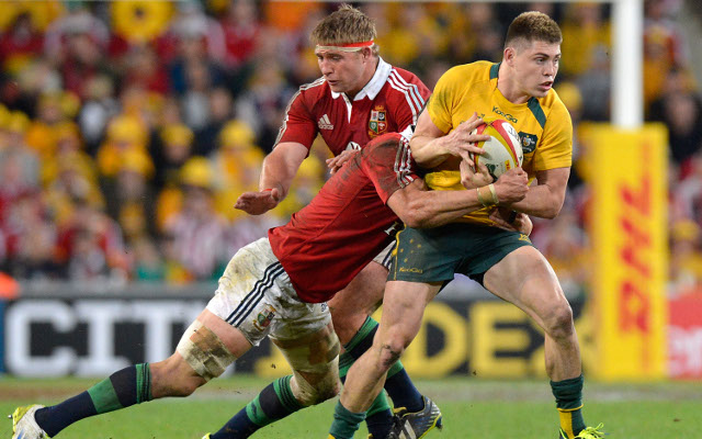 James O'Connor feels the pressure after Wallabies loss