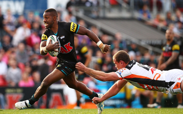 Penrith Panthers hooker James Segeyaro to miss clash with Melbourne Storm after family tragedy