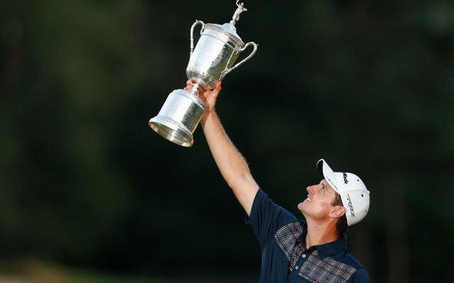 Justin Rose earns a breakthrough win at the US Open