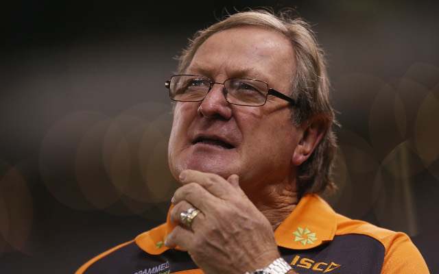 Giants coach Kevin Sheedy declares Melbourne clubs are 'going nowhere'