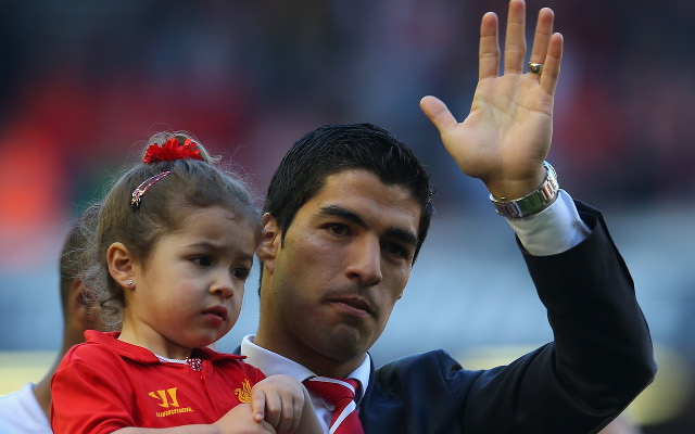Liverpool chairman claims Arsenal target Luis Suarez will stay at Anfield for a long time