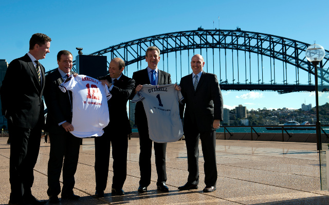 MLB to make season debut in Sydney at the home of cricket
