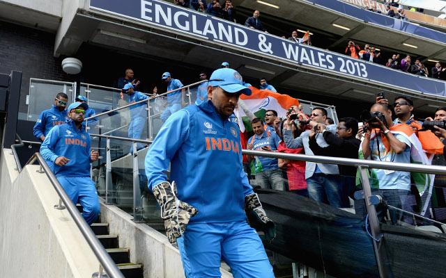 MS Dhoni keeps his side's feet on the ground despite red-hot form