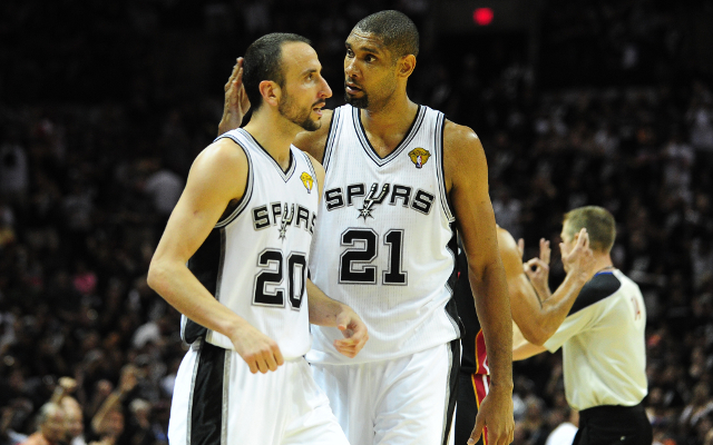 (Video) NBA Finals: San Antonio Spurs look to clinch glory against Miami Heat