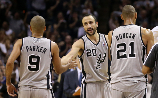 (Video) NBA Finals: San Antonio Spurs lead at half-time in Game 3