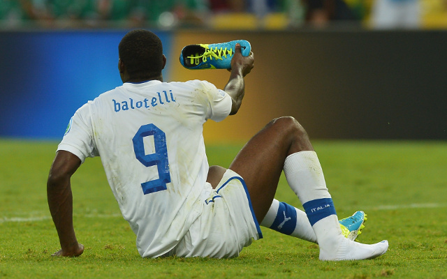 Italy maverick Mario Balotelli ruled out of Confederations Cup semi-final
